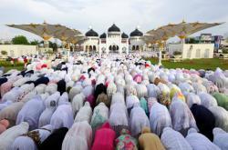 Muslimové v Indonésii