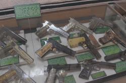 Neveřejné mexické muzeum zločinu