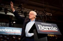 Kampaň senátora Bernieho Sanderse