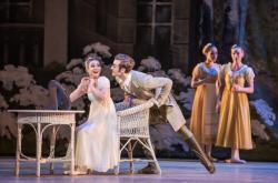 Balet Oněgin v Národním divadle (2020)