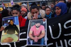 Vigílie za oběti v Hanau