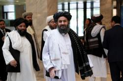 Zástupci hnutí Taliban