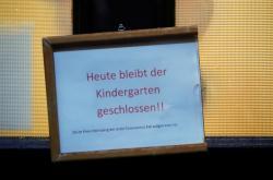 V Německu kvůli koronaviru uzavřeli školku