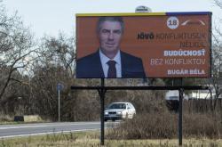 Předvolební kampaň strany Most-Híd