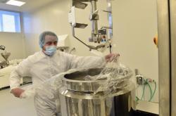 Na výrobu vlastního dezinfekčního gelu mají ve Zlíně patent