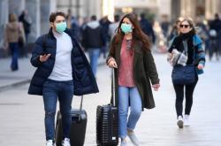 Turistika v době koronaviru