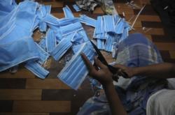 Výroba roušek