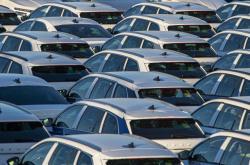 Odstavné parkoviště Škoda Auto