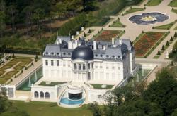 Soukromý zámek Vaux-le-Vicomte