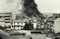 Sovětský nálet na Mladou Boleslav 9. května 1945