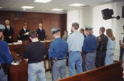 Soud s útočníky na Tibora Berkiho