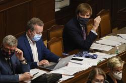 Karel Havlíček, Richard Brabec a Adam Vojtěch