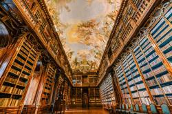 Filosofický sál Strahovské knihovny