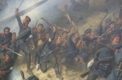 Z výstavy Národ vzešlý z války