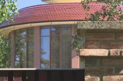 Plot u vily Miloše Holečka