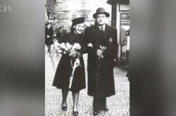 Manželé Lydie a Jiří Bondyovi