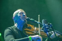 Karel Holas z kapely Čechomor