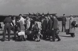 Odlet židovských sirotků do Británie