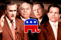 Opozice v Republikánské straně