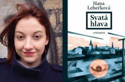Vítězka Ceny Jiřího Ortena Hana Lehečková