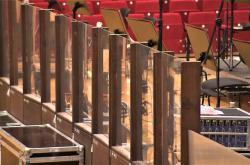 Protikoronavirová opatření v Janáčkově filharmonii