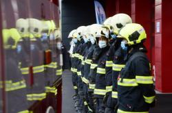 Nová hasičská stanice v Přerově