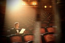 Z natáčení filmu Můj život s Bohuslavem Martinů
