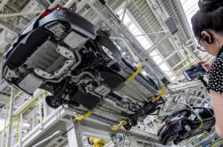 Výroba ve Škoda Auto