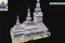 Model kostela sv. Michala