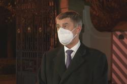 Andrej Babiš po schůzce v Lánech