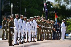 Australští vojáci