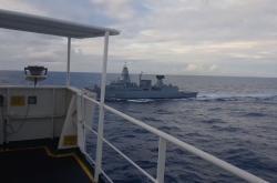 Zásah evropského námořního komanda