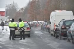 Na hranicích s Bavorskem se tvoří kolony kvůli povinnému testování pendlerů