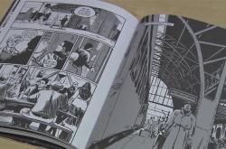 Z komiksu Návrat Krále Šumavy: Opona se zatahuje