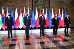 Premiéři V4 na setkání v Krakově