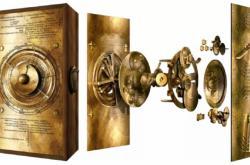 Digitální rekonstrukce mechanismu z Antikythéry