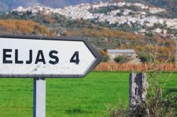 Eljas, jedna z vesnic, kde se mluví jazykem La Fala
