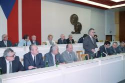 Zasedání KSČ