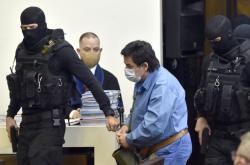 Marian Kočner u soudu
