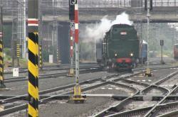 Před 180 lety projel první vlak Přerovem