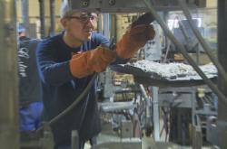 Výroba dílů pro automobilový průmysl