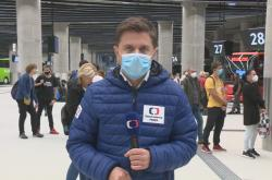 Zpravodaj ČT na Slovensku Petr Obrovský