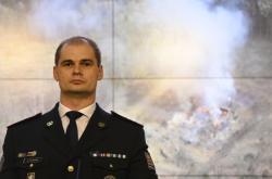 Ředitel Národní centrály proti organizovanému zločinu Jiří Mazánek