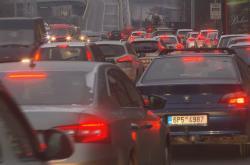 Česko trápí přeplněné silnice