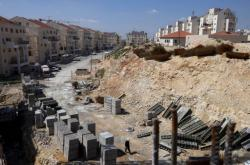 Izraelské osady na západním břehu Jordánu