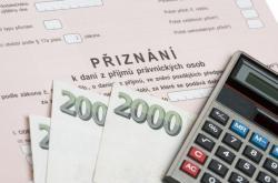 Daňové přiznání
