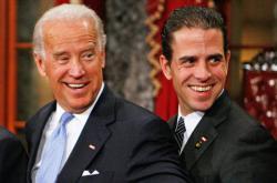 Joe Biden se synem Hunterem