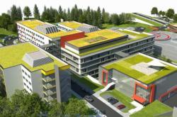 Projekt rekonstrukce náchodské nemocnice