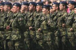 Vojenská přísaha