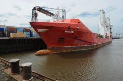 Nákladní lodní doprava